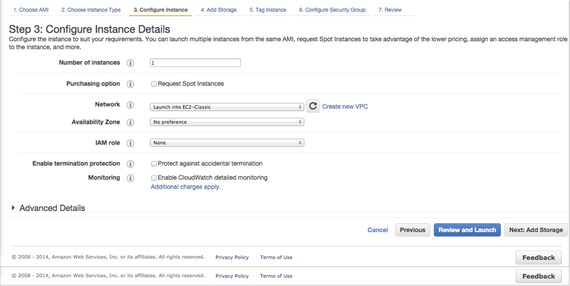 VNS3 Cloud Setup AWS Launch VNS3 2
