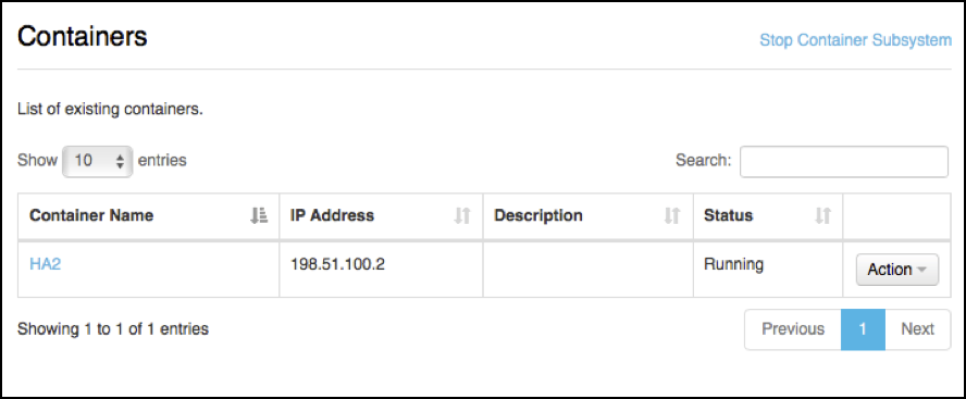 Confirming the HAProxy Plugin is Running