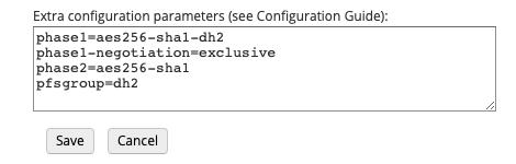 Explicitly define DH2 parameters